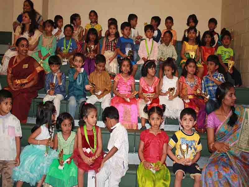 Tamil School Graduation 2016-2017