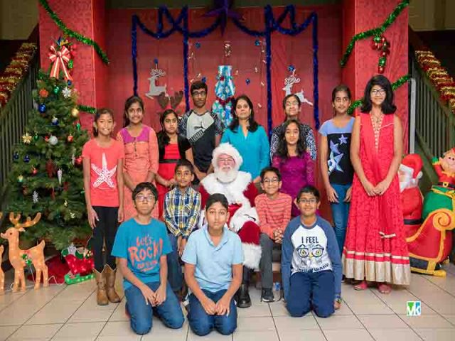 Tamil School Christmas Day 2016