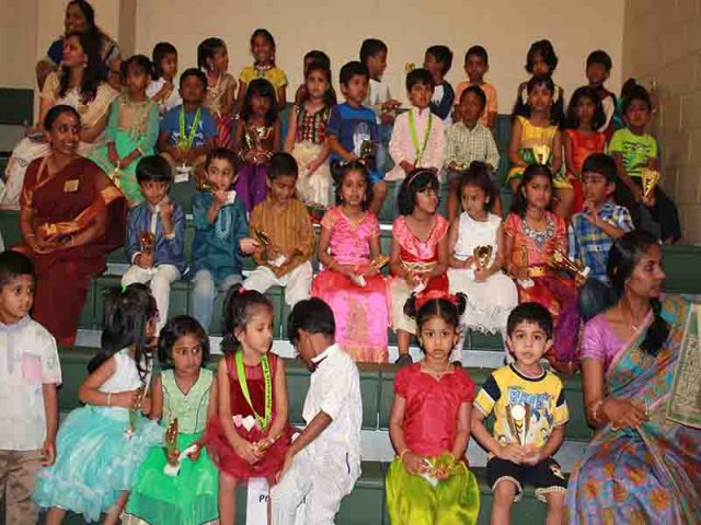 Tamil School Graduation 2016-2017